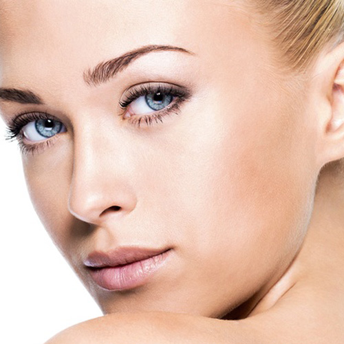 Excellent collagen facial oxygen